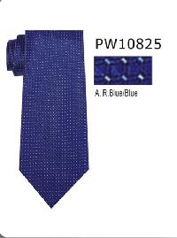 Polyester Necktie Stripe with Handkerchief PW 10825 (Regular or Skinny)
