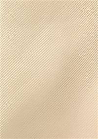 Polyester Regular Necktie Tone on Tone Stripe IVORY Color #022 with Handkerchief