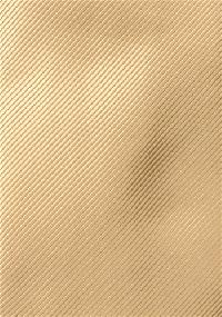 Polyester Regular Necktie Tone on Tone Stripe BEIGE Color #042 with Handkerchief