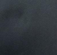 Polyester Regular Necktie Tone on Tone Stripe CHARCOAL Color #52