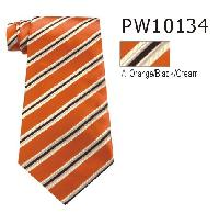 Polyester Regular Necktie Stripe PW10134-A