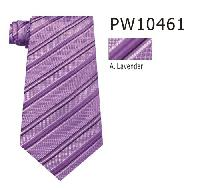 Polyester Regular Necktie Stripe PW10461