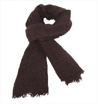 Solid Scarf (Brown)