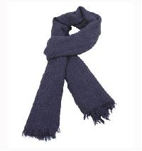 Solid Scarf (Charcoal)