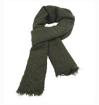 Solid Scarf (Olive)