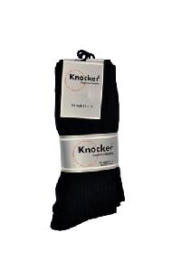 12 Pcs of Dress Socks Black