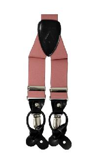Suspender Y-Back Dusty Pink