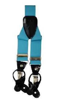 Suspender Y-Back Turquoise