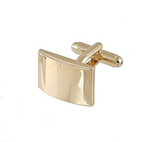 Cufflinks Gold Js 0018